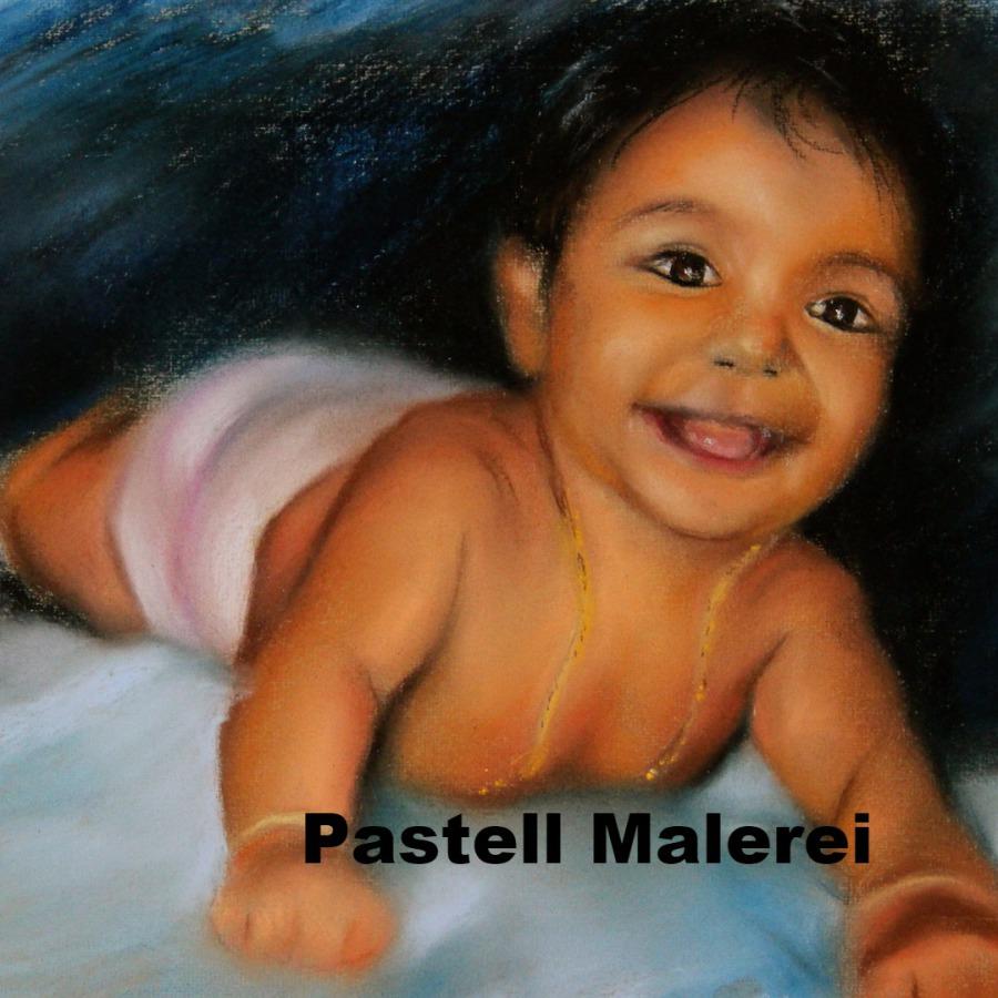 Pastell Galerie von Portrait-GowArt