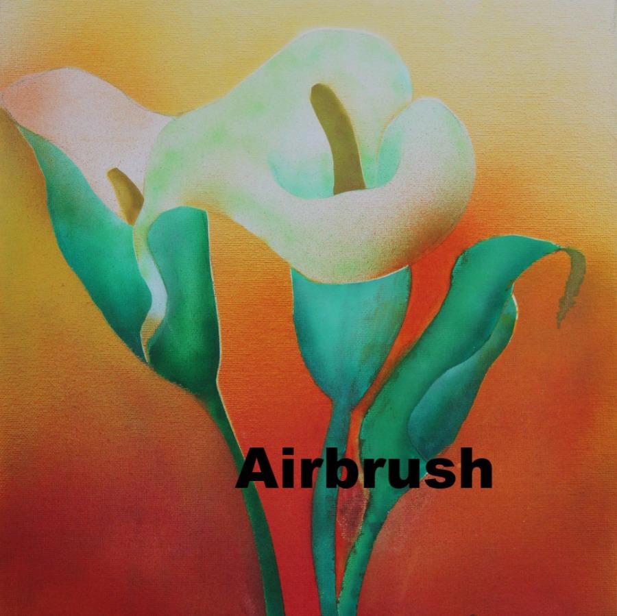 Airbrush Galerie von Portrait-GowArt