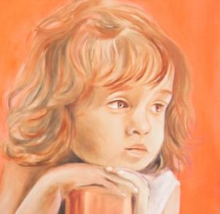 Öl Portrait Profiqualität GowArt